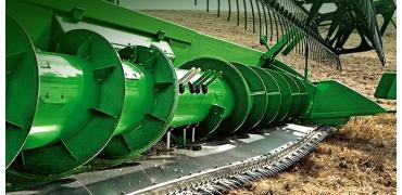 Жатки для зерноуборочных комбайнов
